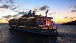El crucero más grande del mundo tendrá Barcelona como Puerto Base