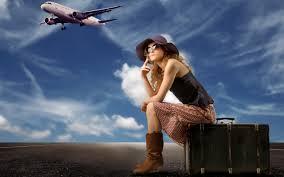No salgas con una chica que viaja