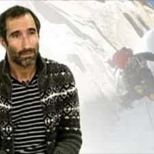 Simón Elías (Alpinista de fama internacional)