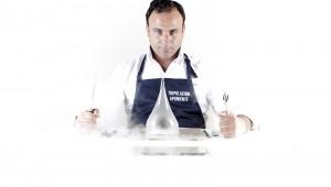 Ángel León, más conocido como El Chef del Mar