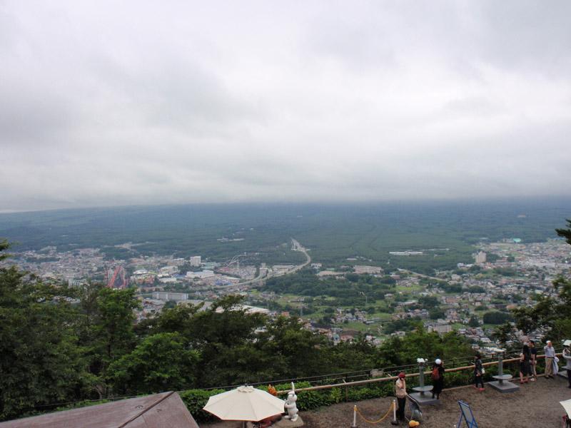 Tenjoyama-vista-fujiyama