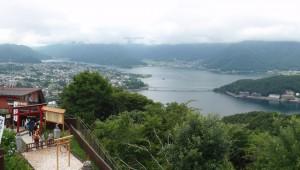 La región de Fuji Go Ko  (Japón)