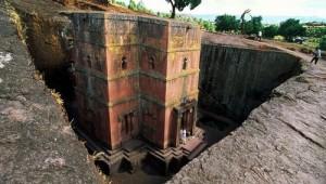 Las iglesias de Lalibela, Etiopía