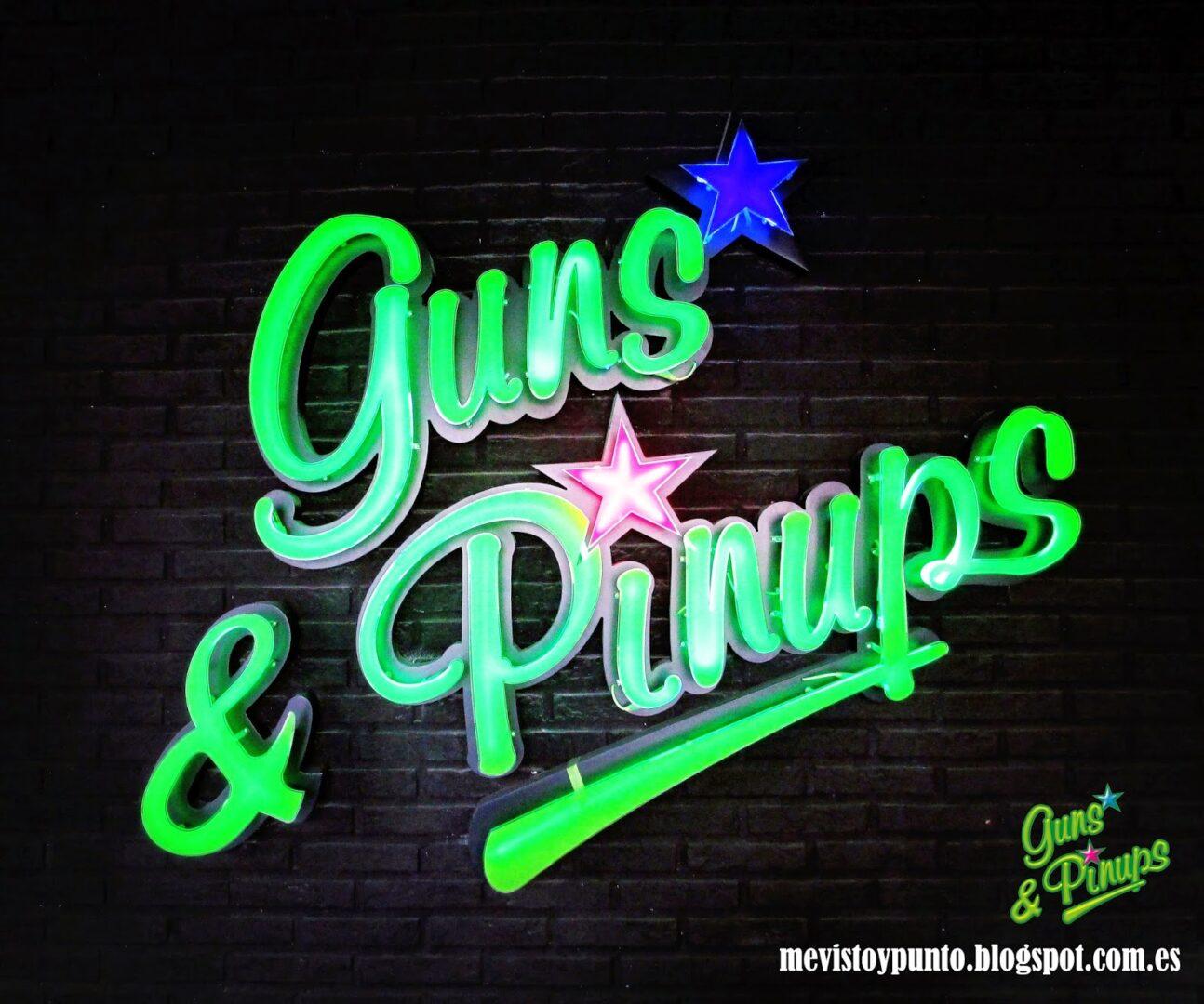 GUNS & PINUPS