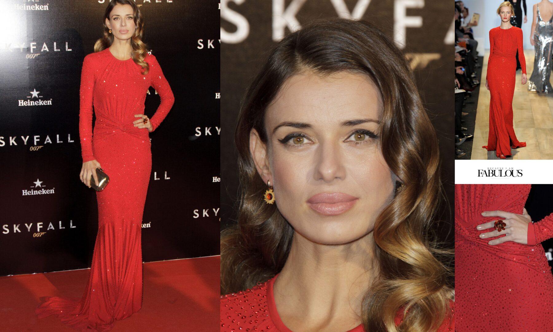 Entrevista con Natasha Yarovenko, actriz.