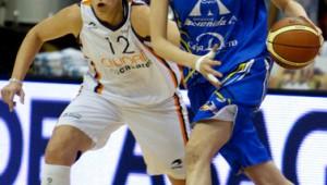 Olga Podkovalnikova (fue considerada la mejor jugadora de baloncesto femenino europeo)