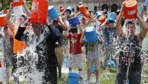 Recaudación Ice Bucket Challenge