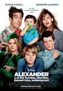 Alexander y el día terrible, horroroso..