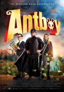 Antboy, pequeño superhéroe