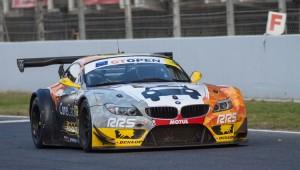 Internacional GT Open en el Circuit de Barcelona-Catalunya.