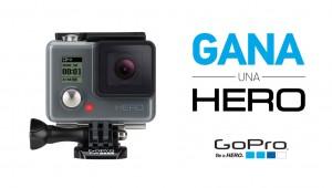 Quieres llevarte una GoPro ?