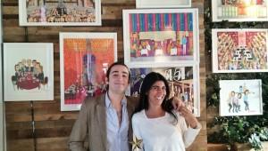 Descubriendo nuevos talentos: CharlieBrownBunny, Hotel Gansevoort, Park Lane, NYC