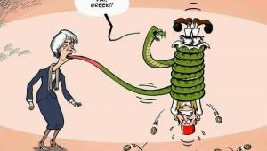 Grexit : responsabilidad versus derechos.