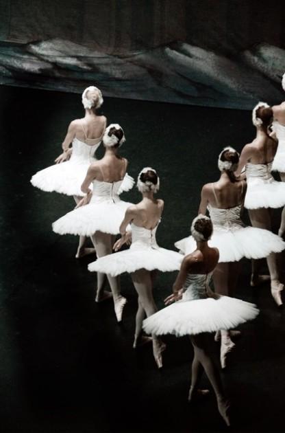 Ballet Moscu interior