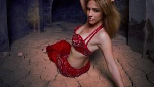 Shirin María (Bailarina, profesora y coreógrafa de Danza Oriental)