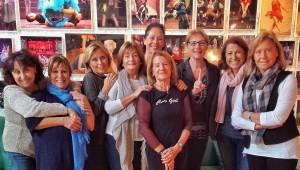 GOLDEN GIRLS  bailarinas mayores de 50 años
