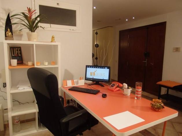 despachos y salas barcelona recepcion