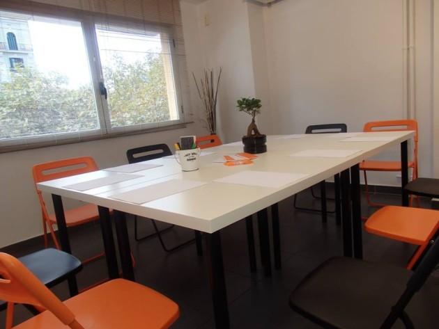 despachos y salas barcelona reuniones