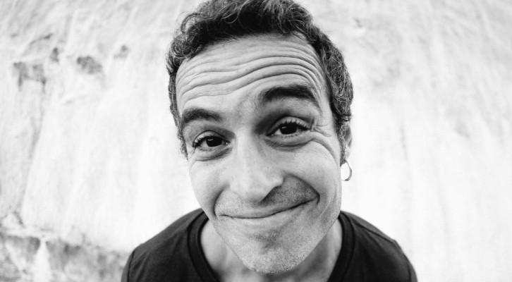 Ferran Gallart (Cantante de Strombers)