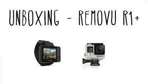 Removu R1+ el mejor control remoto para tu GoPro