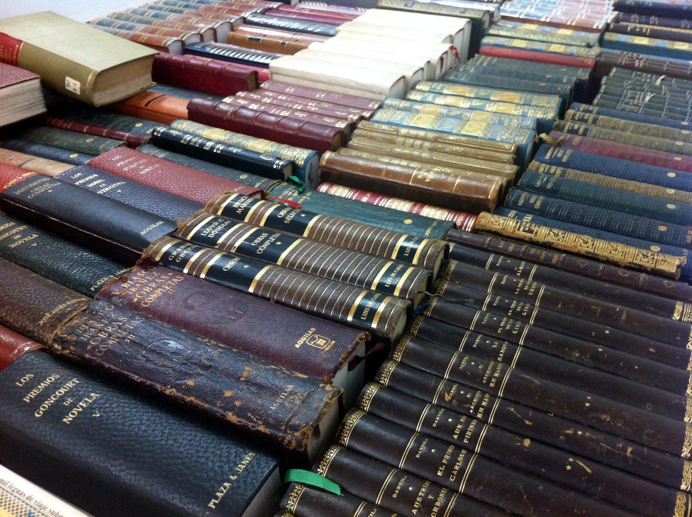 28ª Feria de Otoño del Libro Viejo y Antiguo de Madrid