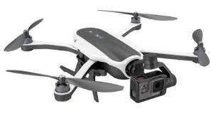 Presentación del nuevo drone GoPro Karma