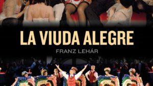 La Viuda Alegre llega a los cines españoles